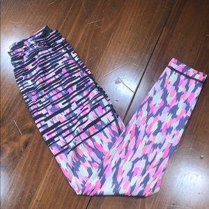 VS Sport Multi Color Leggings